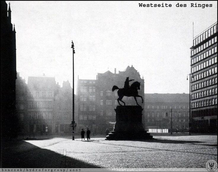 Breslau (Wrocław), Poland, 1942