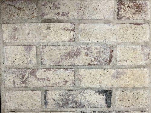 Reclaimed Thin Brick Veneer And Floor Tile