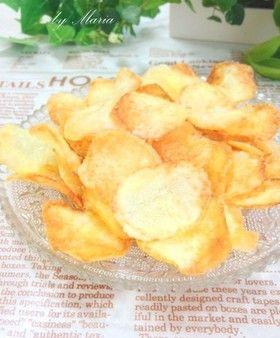 簡単*ポテトチップス by maria358 [クックパッド] 簡単おいしい ...