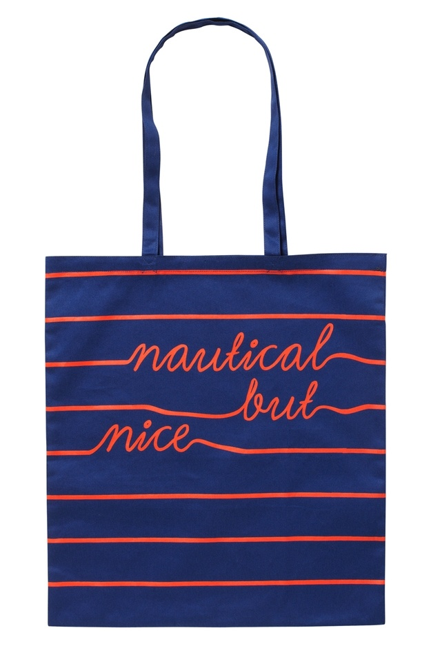 Monki - BagsNautical Bags, Bags Inspiration, Beach Bags, Totes Bags, Inspiration Marines, All Canvas, Beachy Bags, Nice Totes, Nautical But Nice
