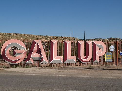 Flickriver: Photoset 'Gallup New Mexico a town on the Route 66 ...