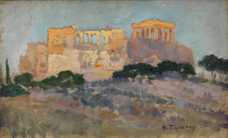 Constantine Parthenis-Acropolis