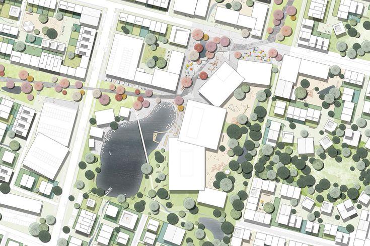Karres en Brands landschapsarchitecten heeft in samenwerking met onder andere het Deense Arkitema Architekter de besloten prijsvraag gewonnen voor het ontwerp van ...