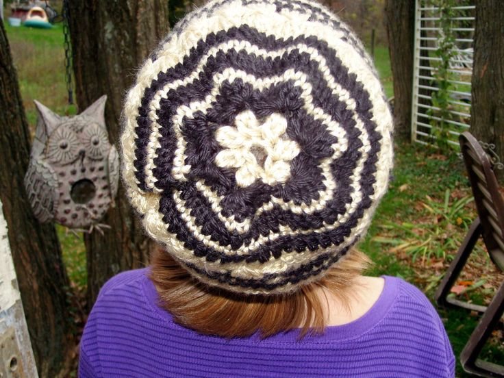 Free Pattern http://www.thecountrywillow.com/the-willow-whispers/star-divine-hat