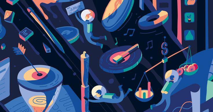 다음 @Behance 프로젝트 확인: \u201cNET Magazine Cover illustration // Num.284\u201d https://www.behance.net/gallery/43970483/NET-Magazine-Cover-illustration-Num284
