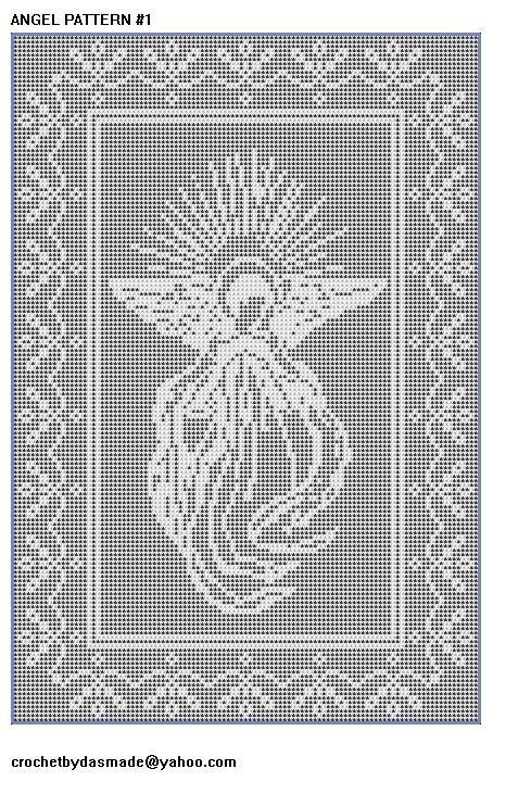 Free Filet Crochet Doily Patterns Filet Crochet Doily Afghan