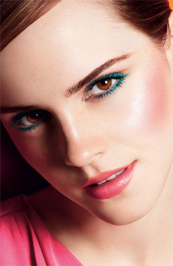 Try an #emerald eye pencil! Lancôme 'In Love' Collection #Nordstrom #coloroftheyear