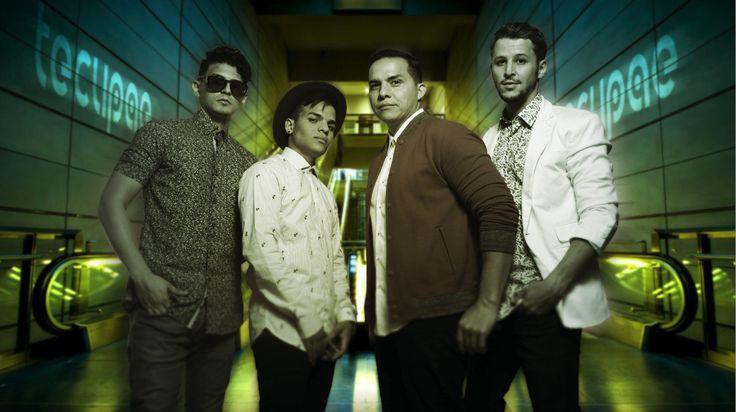 <p>El característico sonido del acordeón en TECUPAE se une a Rocky y las nuevas voces de la banda: Nero, Gerardo y Diyen. La banda venezolana tiene el firme propósito de seguir cautivando corazones con su música y energía en toda Latinoamérica.</p>