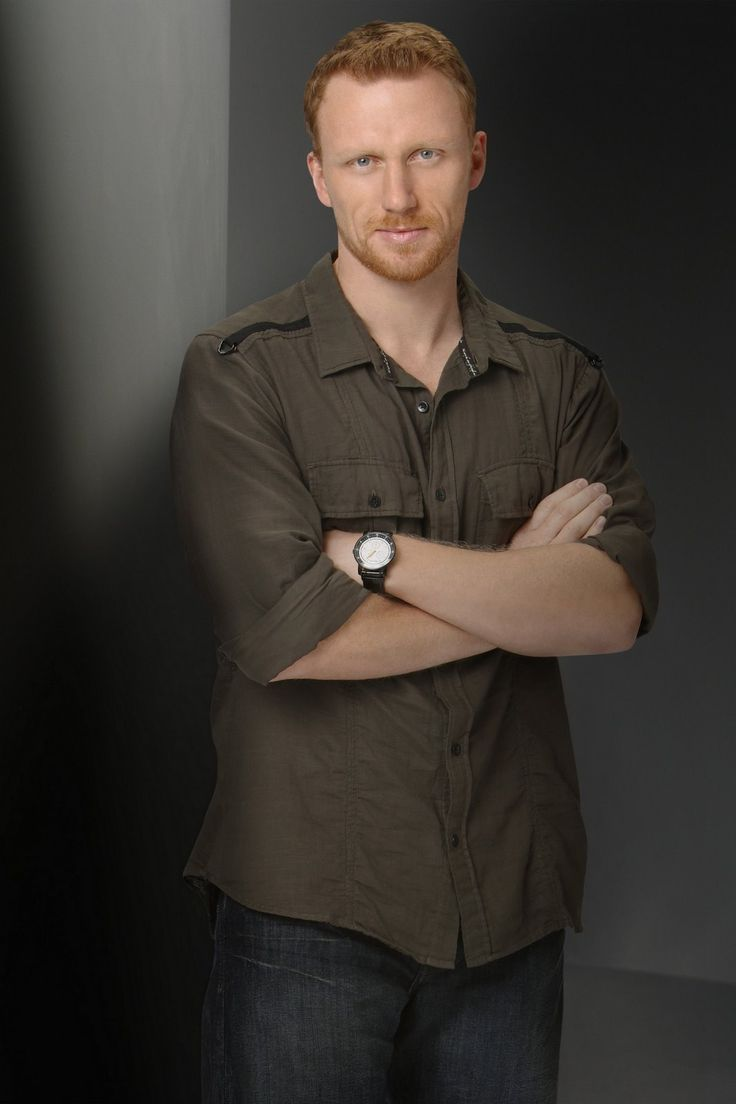 Owen Hunt - Grey's Anatomy