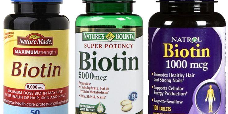 La biotine est une vitamine qui aiderait à soigner l'acné et... peut-être à rendre les cheveux plus beaux. Découvrez pourquoi les Américaines en sont folles