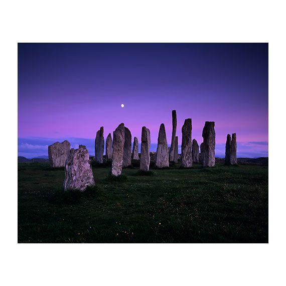 Scotland - Ancient stone circles