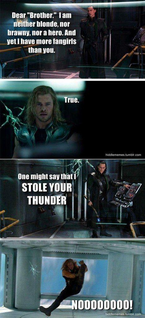 Top 30 Funny Marvel Avengers Memes #jokes