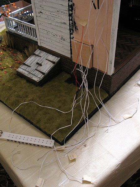 Wiring...a necessary task