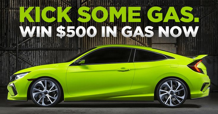 #WIN a $500 gas gift card from Sweepstakes.ca. Enter now #KickSomeGas http://462685.kicksomegas.raven5.com #Sweepstakes