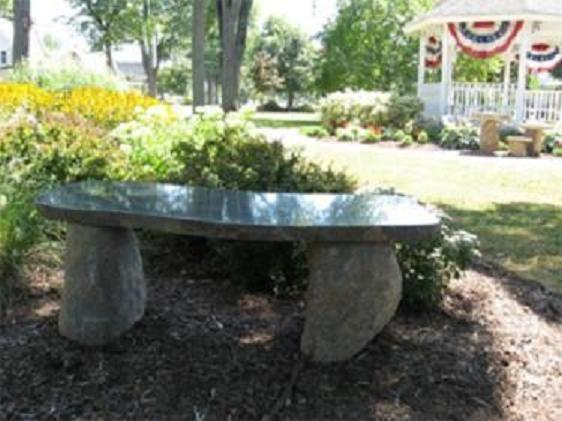 Wonderful Best 25+ Stone Bench Ideas On Pinterest | Stone Garden Bench, Garden Benches  And Retaining Walls