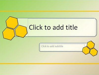 A simple background makes it easy to apply on the various themes of your presentation and allows you to be more creative with this template.This template has 3 different background, which is to title slide , title and content slide and only content slide . This is recommended for presentation themes such as education, science, biology, chemistry, and physics.