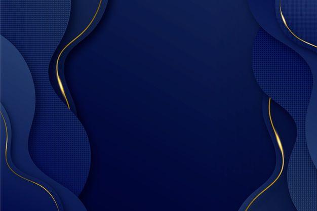 Elegant Dark Background With Golden Details Dark Backgrounds Royal Blue Background Blue Backgrounds Dark navy blue wallpaper hd
