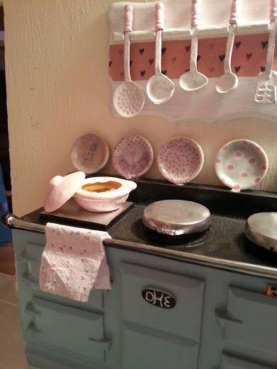 Very proud of my utensils and rack