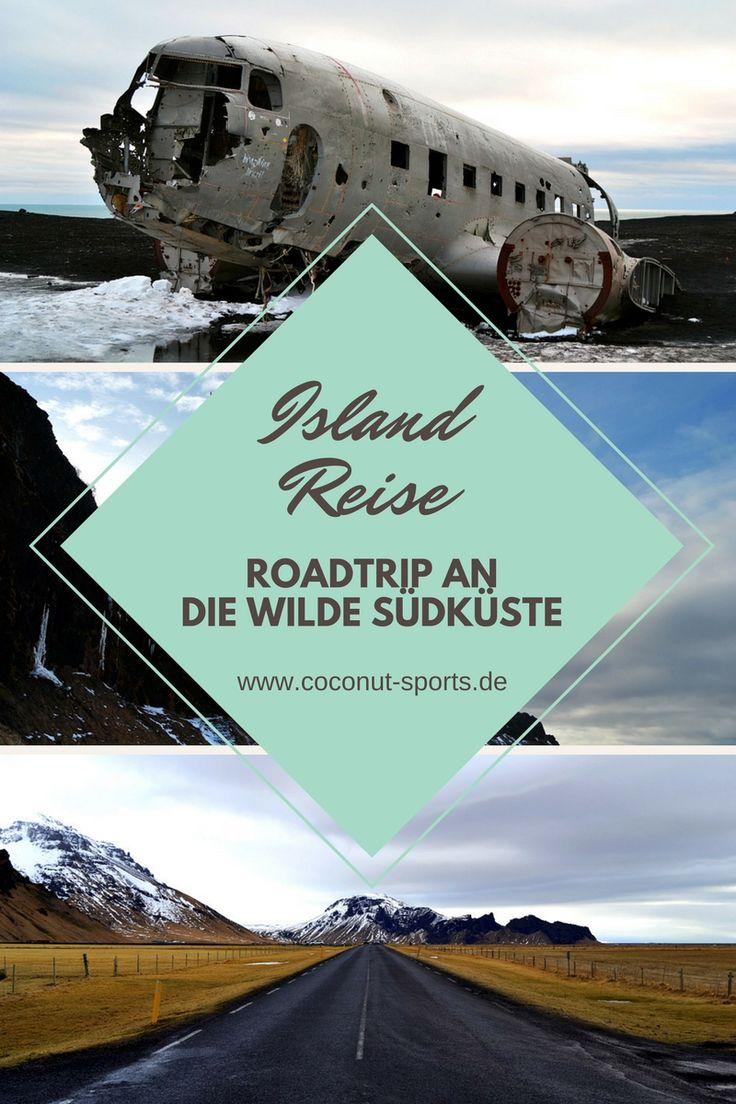 Island Südküste: Der Süden der Insel ist absolut sehenswert. Hier habe ich euch Tipps und Stops für einen eintägigen Roadtrip zusammengestellt.