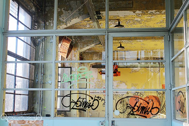 Abandoned university - Liège - Belgium
