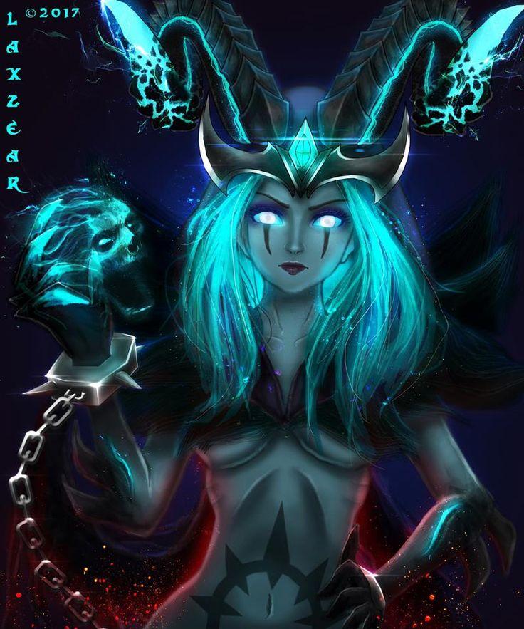 Vexana Of Mobile Legends   artwork : Laxzear