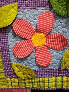 3D Quilt Flower