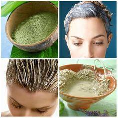 un masque largile verte spcial cheveux gras et personnalisable - Masque Argile Cheveux Colors