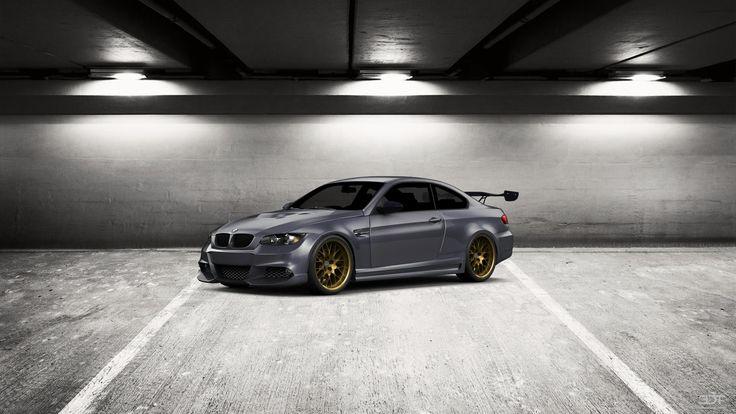 BMW M3 2012 Tantra Edition