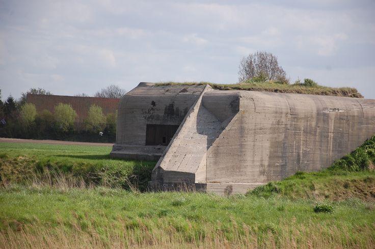 bunker bij Koudekerke