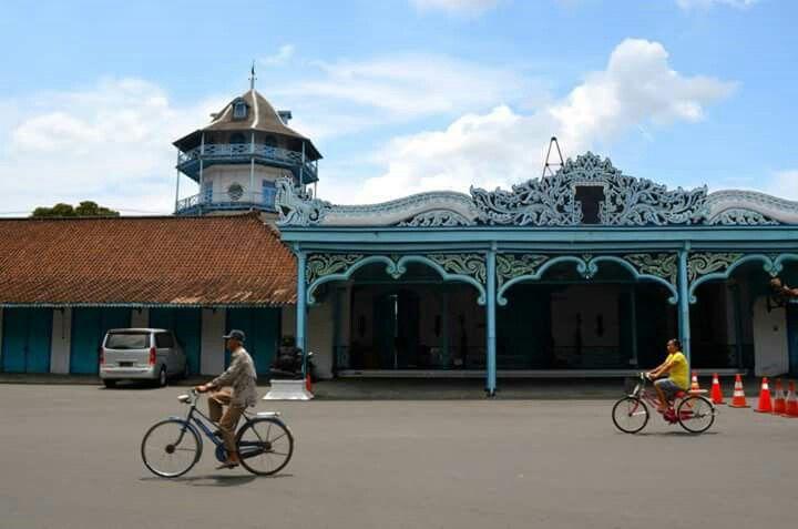 Keraton Surakarta Hadiningrat. Solo. Indonesia