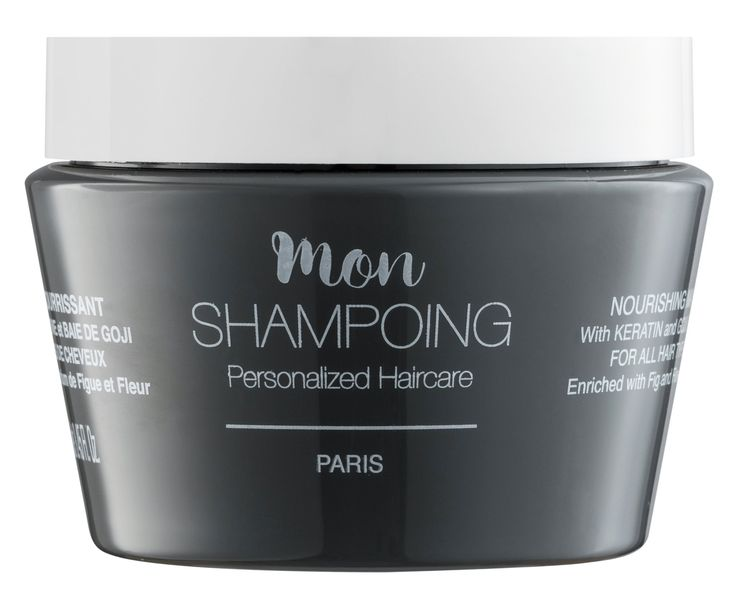 Mon Shampoing nourishing Hair MASK with KERATIN and GOJI BERRY – ALL HAIR TYPES – 250 ml