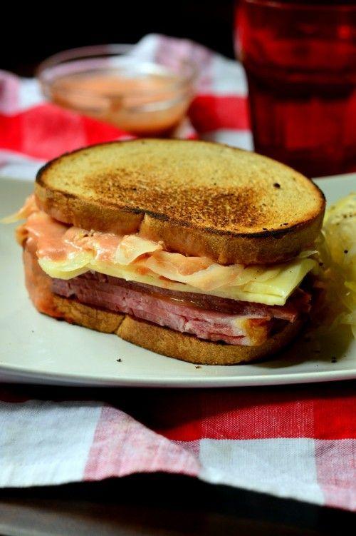 Reuben-szendvics
