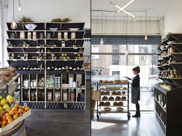 Provincial Delicatessen Interiors - This London Butcher Shop Boasts Artisanal Design Inspirations (GALLERY)