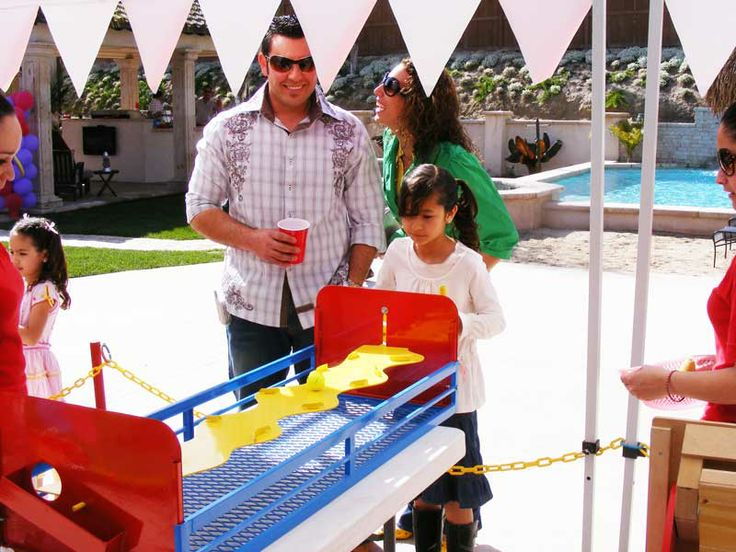 Carnival Party Rentals Entertainment In San Diego