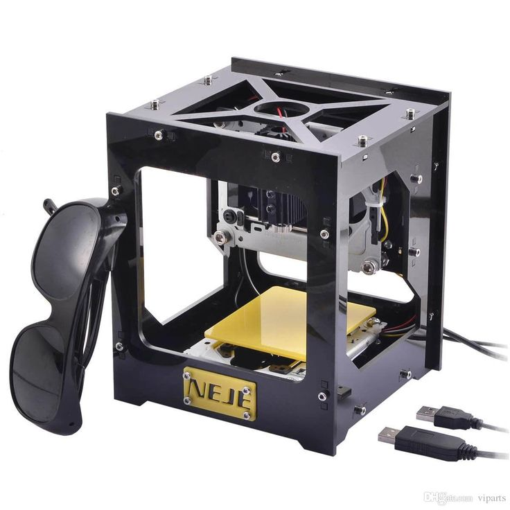 Neje 300mw Usb Diy Laser Engraver Cutter Engraving Cutting Machine Laser Printer From Viparts, $142.41   Dhgate.Com