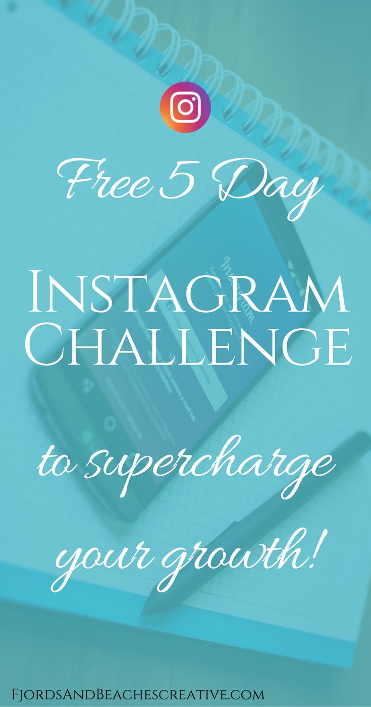 Instagram Challenge, how to grow your Instagram, how to get Instagram followers, guide to Instagram, how to use Instagram