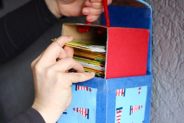 DIY-Tipp: Pixi-Buch-Spender