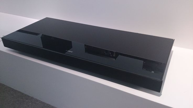 Sony HT - XT1 All in one box sound system for TV #Sony