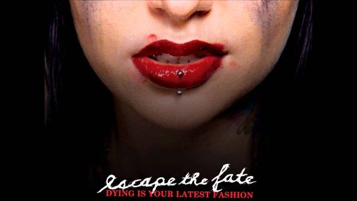 Escape The Fate Situations Escape The Fate Fate Latest Fashion