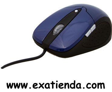 Ya disponible Rat?n Pepegreen USB azul   (por sólo 13.89 € IVA incluído):   -Raton Optico con 800-1200 dpi de resolución, 5 botones  -Diseño ergonomico, -Tecnologia: Cable -Conexion puerto: USB  -La vida del micro interruptor es de unas 5 millones de pulsaciones -Compatible con: Windows 95/98/NT/ME/2000/XP/Vista/W7/MAC  -Color: Azul  -P/N: MOU-1205-CA Garantía de 24 meses.  http://www.exabyteinformatica.com/tienda/1504-raton-pepegreen-usb-azul #ps2/usb #exabyteinformat