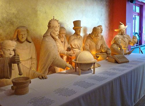 Marzipan Sculptures in Lübeck by kaymoshusband, via Flickr