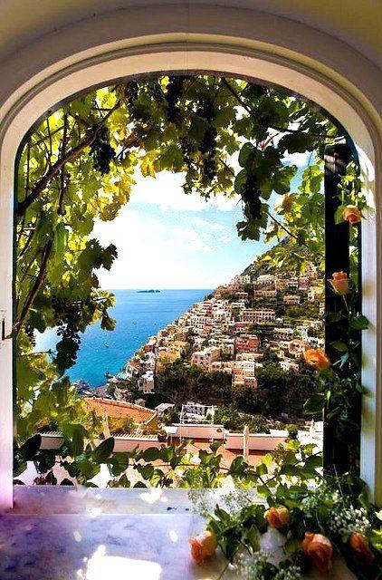 Positano, Amalfi Coast - Italy  http://www.tourismontheedge.com/places/europe/fascination-of-the-amalfi-coast-positano-italy.html
