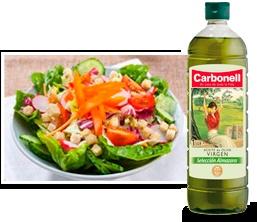 Carbonell Virgen Selección Almazara - intensidad de sabor