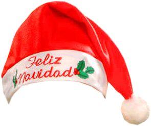 ZOOM DISEÑO Y FOTOGRAFIA: gorros santa claus,papá noel, navidad, png