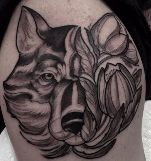 Justin Tauch Tattoos Los Angeles   Best Artists   Top Shops