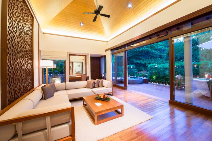 The Sarojin's Suite is our premier guest residence.