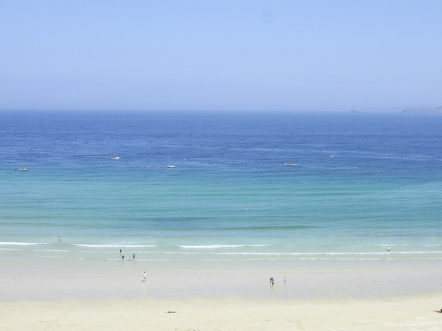 Carbis Bay, St Ives, Cornwall by Richard and Gill, via Flickr