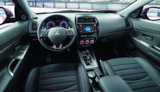 2019 Mitsubishi ASX interior | Best SUVs | Interior ...