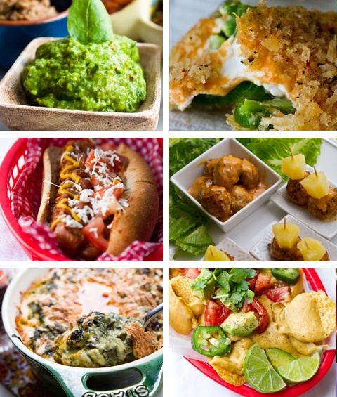 28 best super bowl party inspiration images on pinterest super vegan super bowl snacks via blogsbble forumfinder Image collections