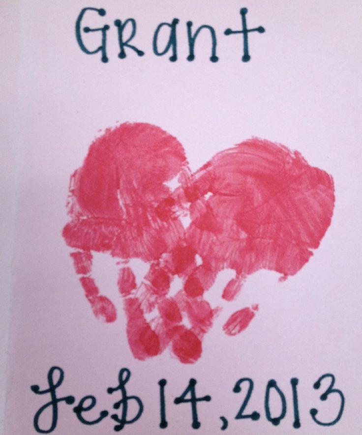 John 316 Valentine's Day Card Valentine day crafts